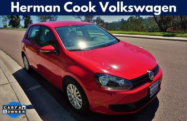 2014 Volkswagen Golf 2.5L