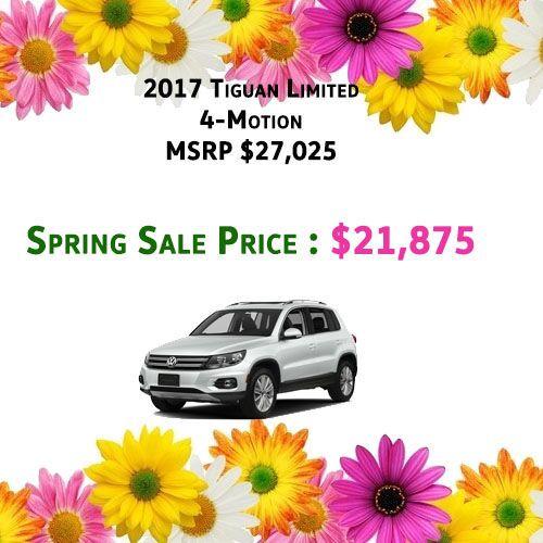 2017 Volkswagen Tiguan Limited 2.0T