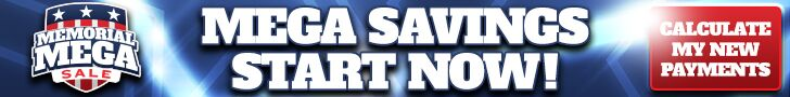 Mega Savings Start Now