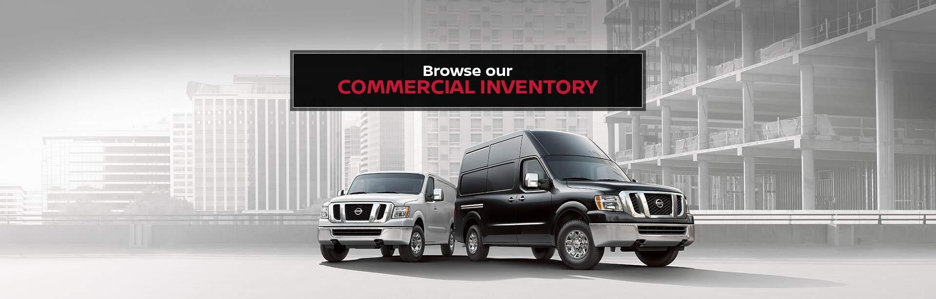 Commercial Inventory