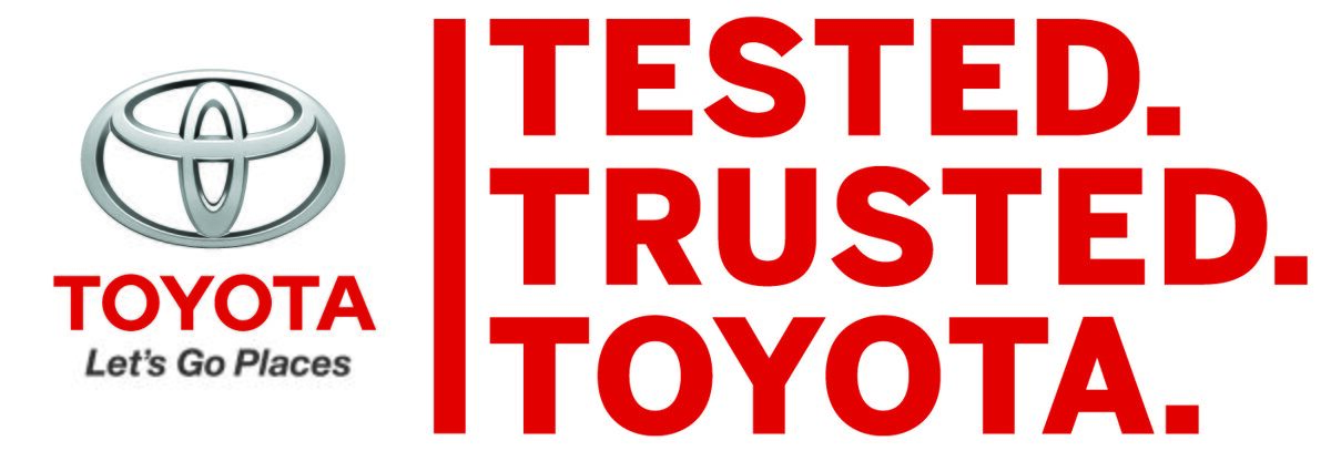 Tested Trusted Toyota