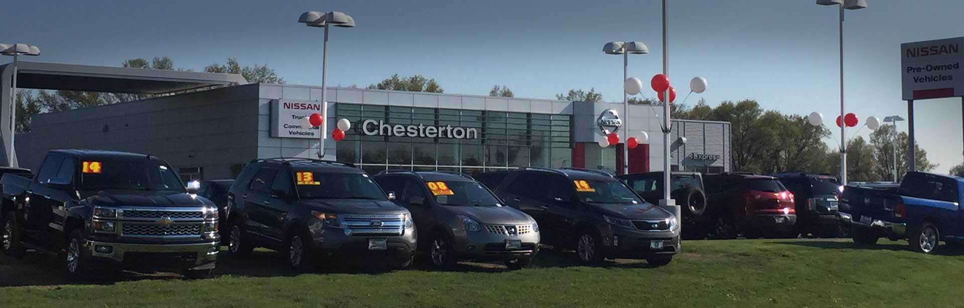 Welcome to Bob Rohrman Nissan of Chesterton in Burns Harbor