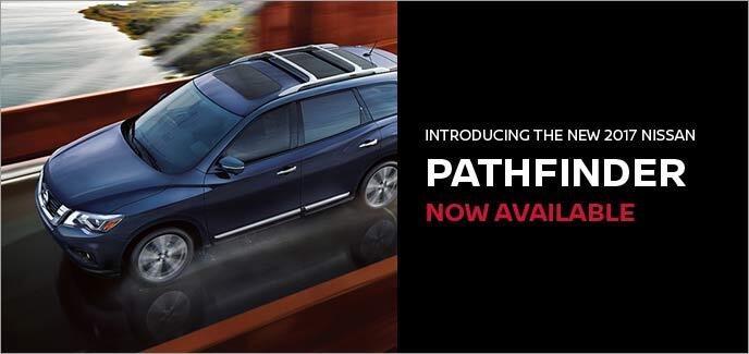 2017 Nissan Path Finder