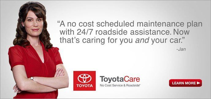 ToyotaCare at Oakbrook Toyota