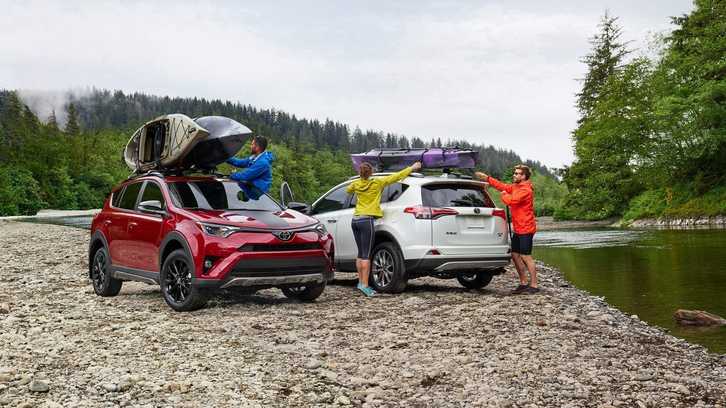 2018 RAV4 AWD Adventure