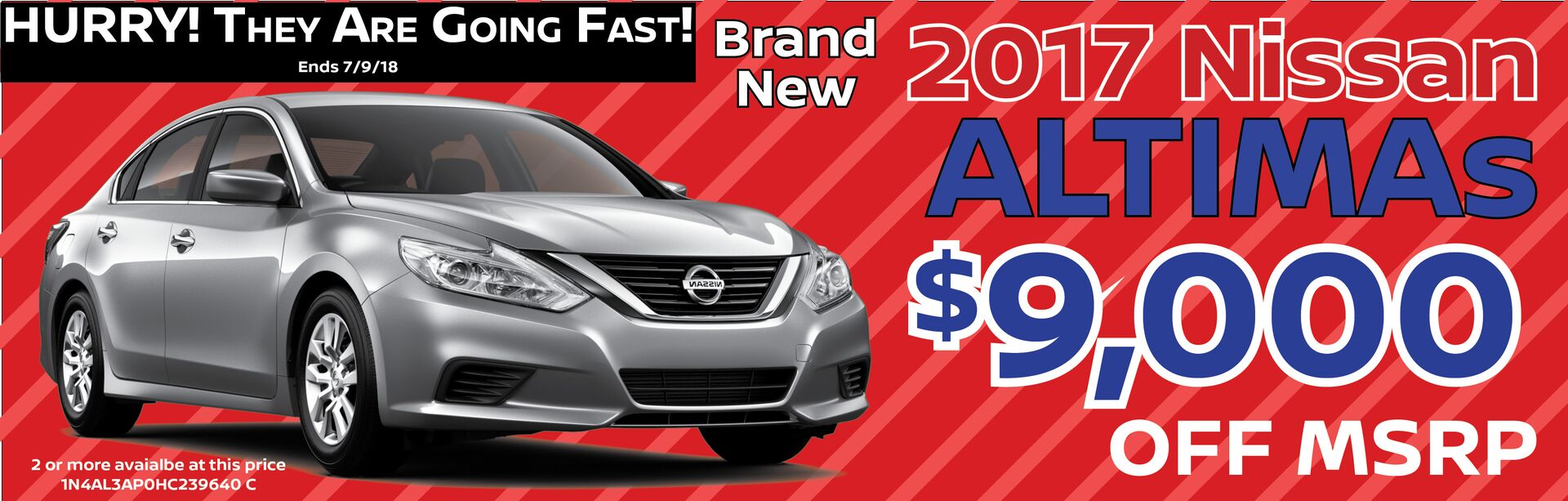Save Thousands on an Altima