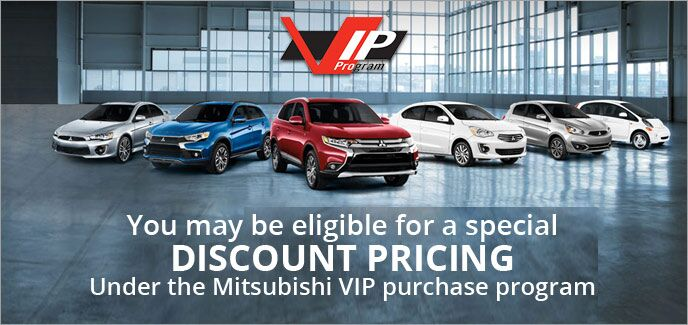 Libertyville Mitsubishi VIP Program