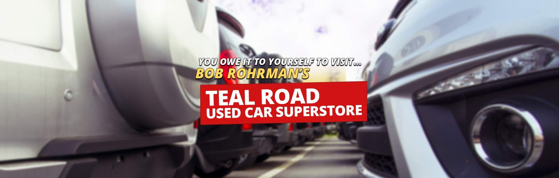 Teal Road Used Car Superstore