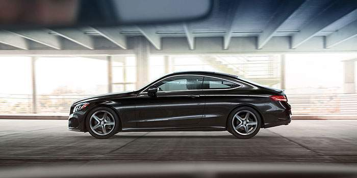2017 C-Class C 300 4MATIC® Coupe