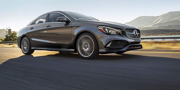 2018 CLA 250 4MATIC® COUPE
