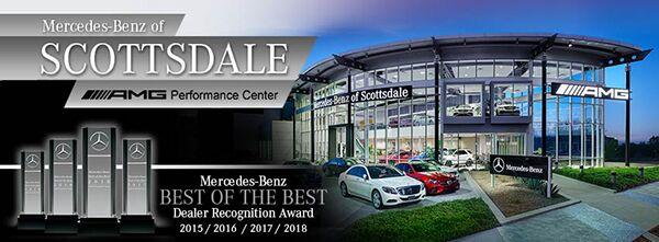 Mercedes Benz Dealers >> 2018 2017 2016 Best Of The Best Mercedes Benz Dealer Scottsdale Az