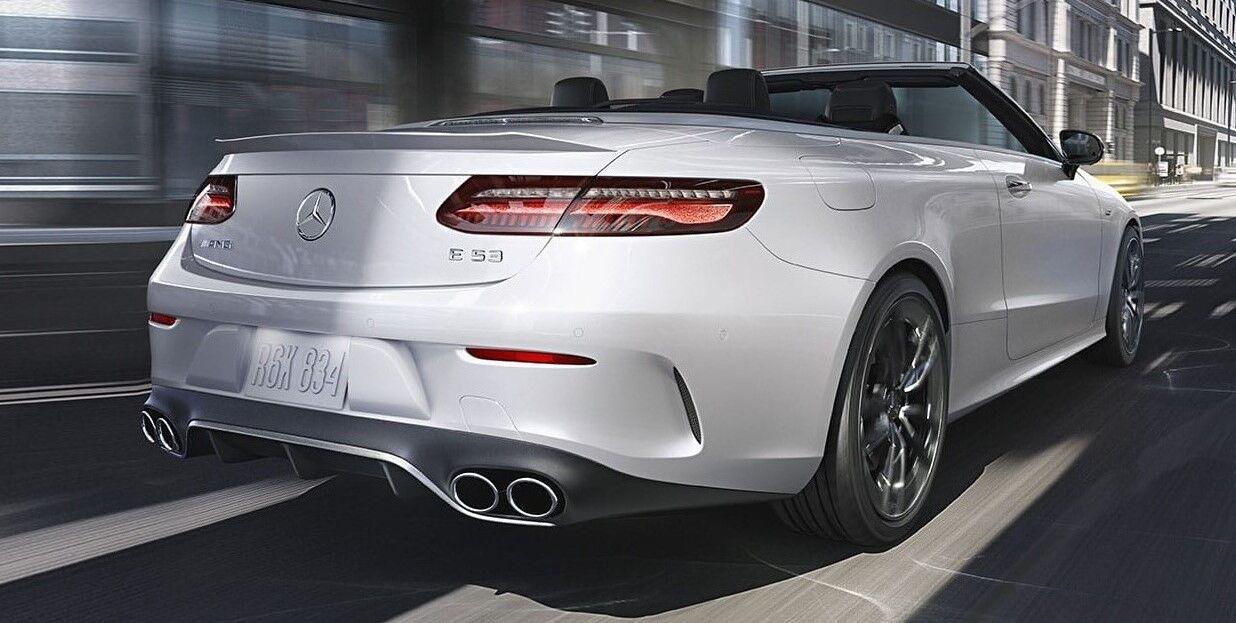 2019 E 53 AMG® Cabriolet