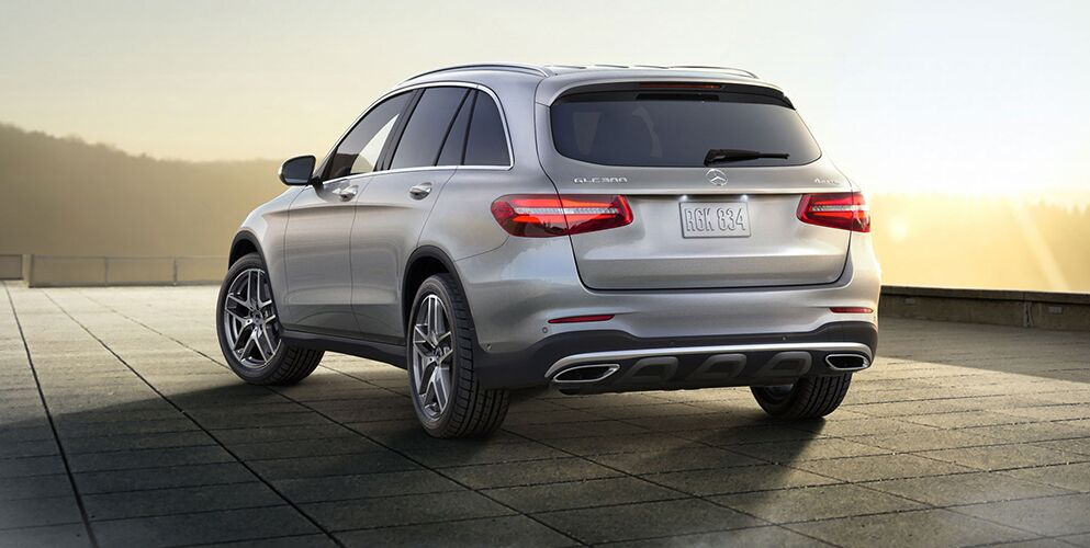 2019 GLC 300 4MATIC® SUV