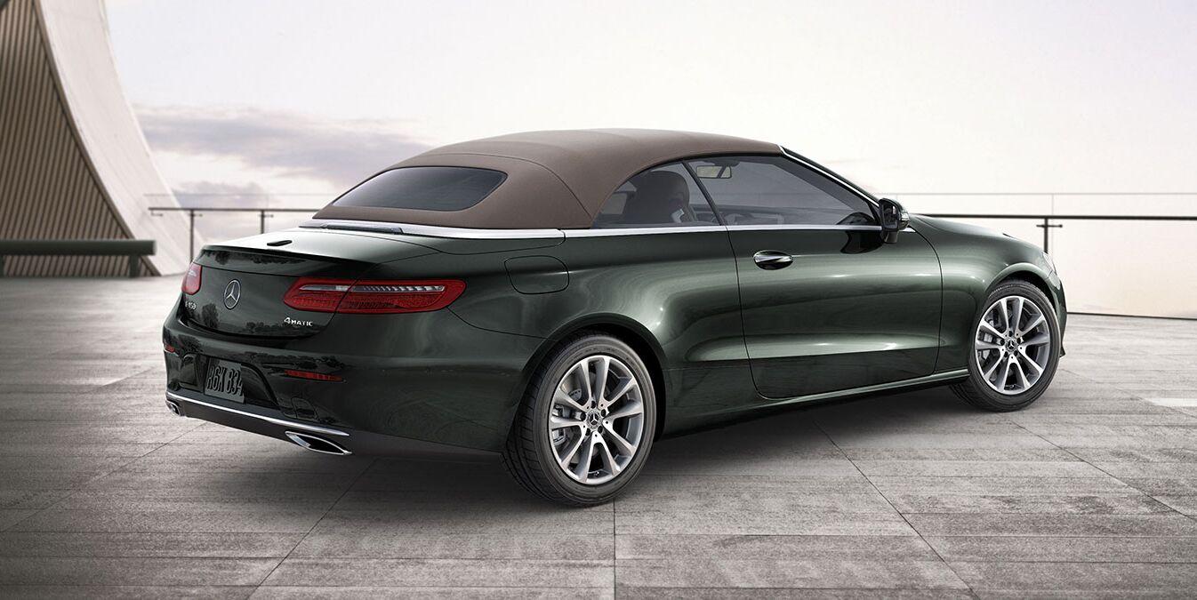 2019 E 450 4MATIC® Cabriolet