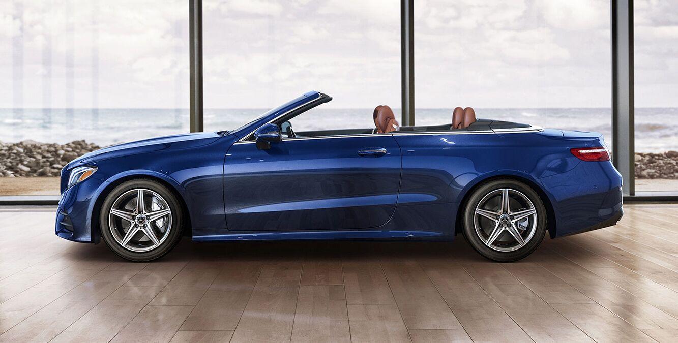 2019 E 450 Cabriolet