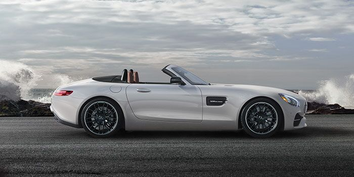 2018 GT AMG®  C Roadster