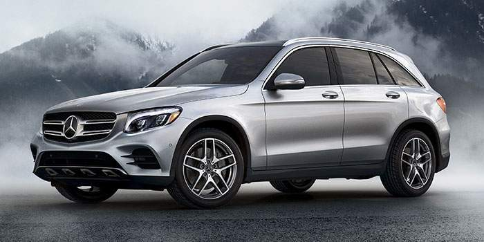 2018 GLC 300 4MATIC® SUV