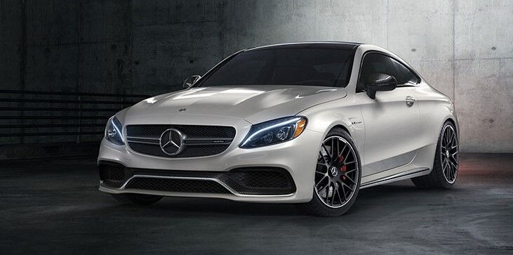 2019 C AMG® 63 Coupe