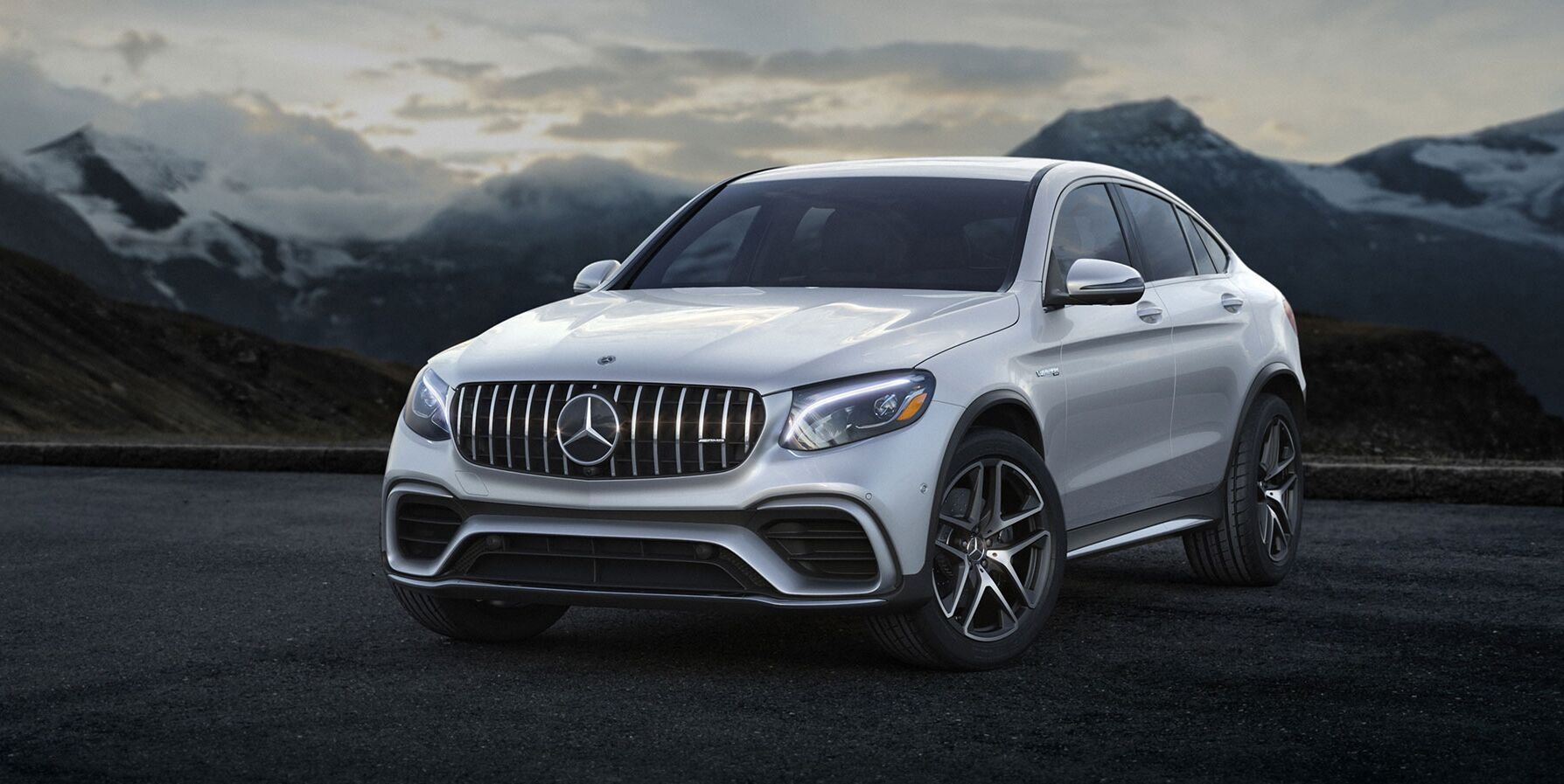 2019 GLC AMG 43 Coupe