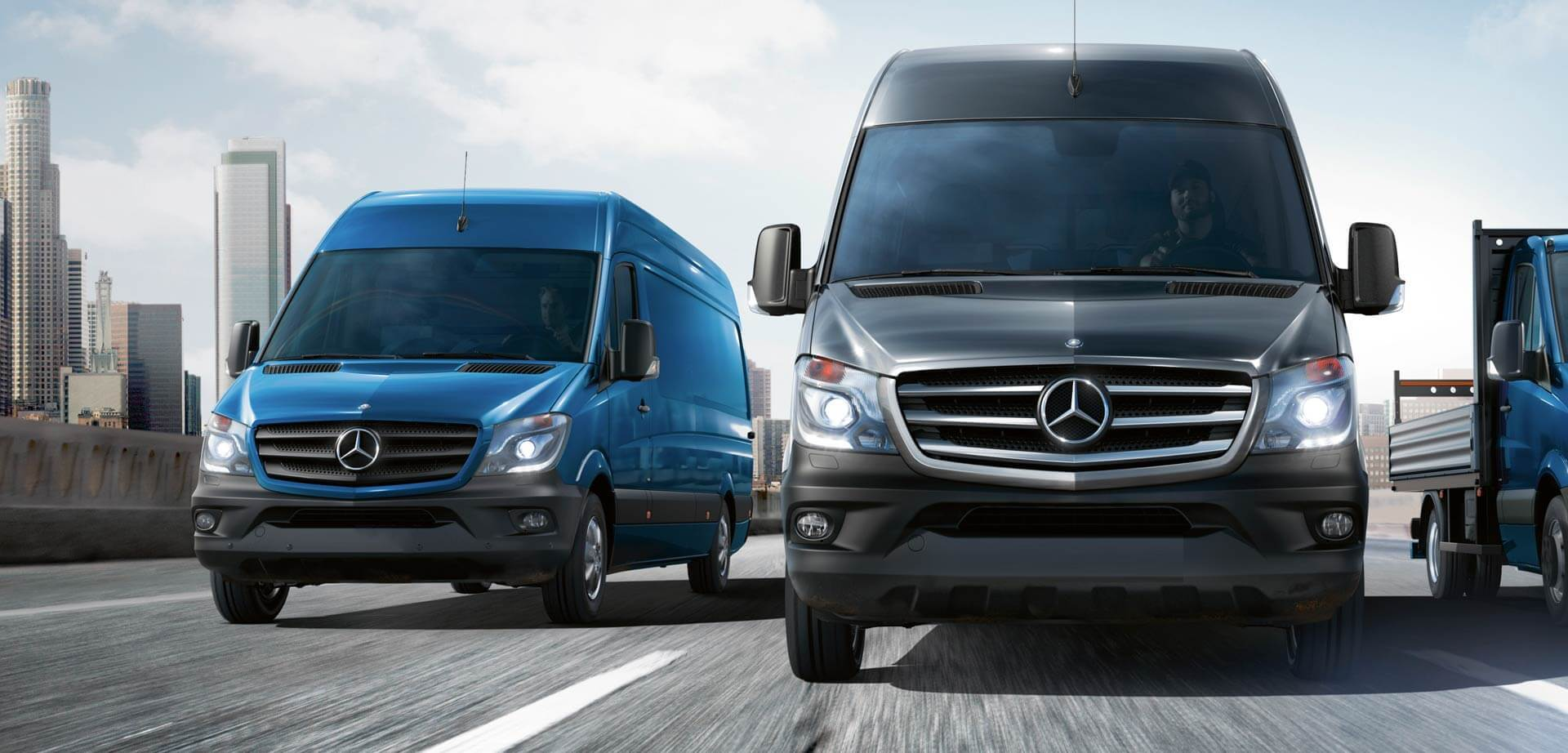 Mercedes-Benz of Arrowhead Sprinter