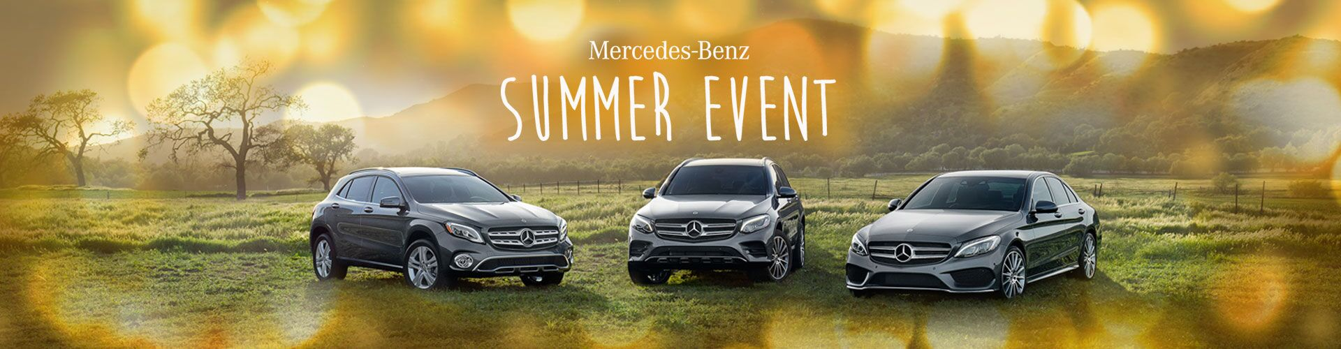 2018 Mercedes-Benz Summer Event