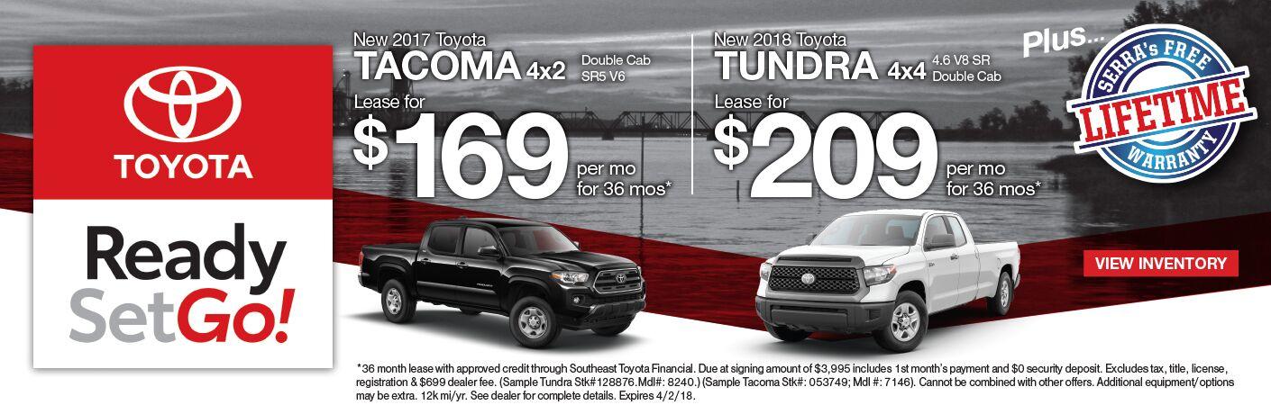 Used Cars Decatur Al >> Toyota Dealership Decatur AL | Used Cars Serra Toyota of Decatur