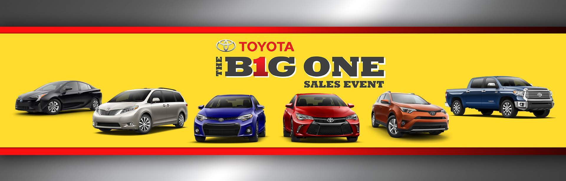 B1G One Sales Event