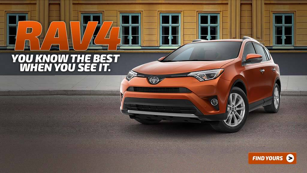 RAV4 Find yours