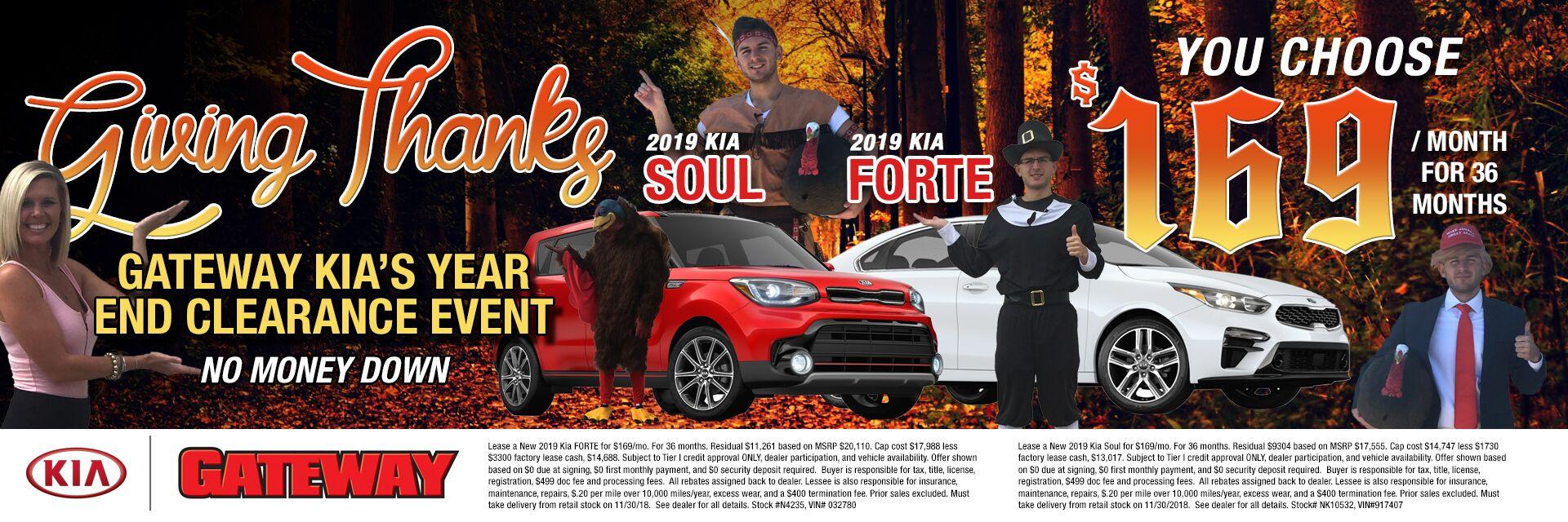 2019 Kia Soul Base