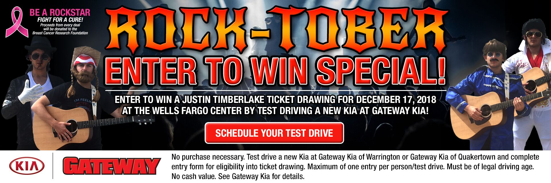 Win Justin Timberlake Tickets - No Purchase Necessary
