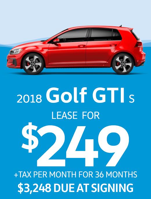 2018 Golf GTI S