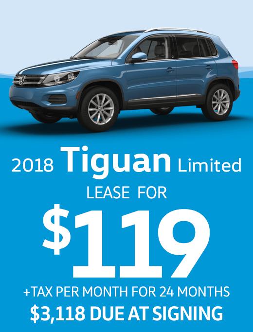 2018 Tiguan Limited