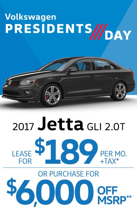 2017 Jetta GLI