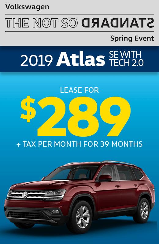 2019 Atlas 3.6L V6 SE w/Technology