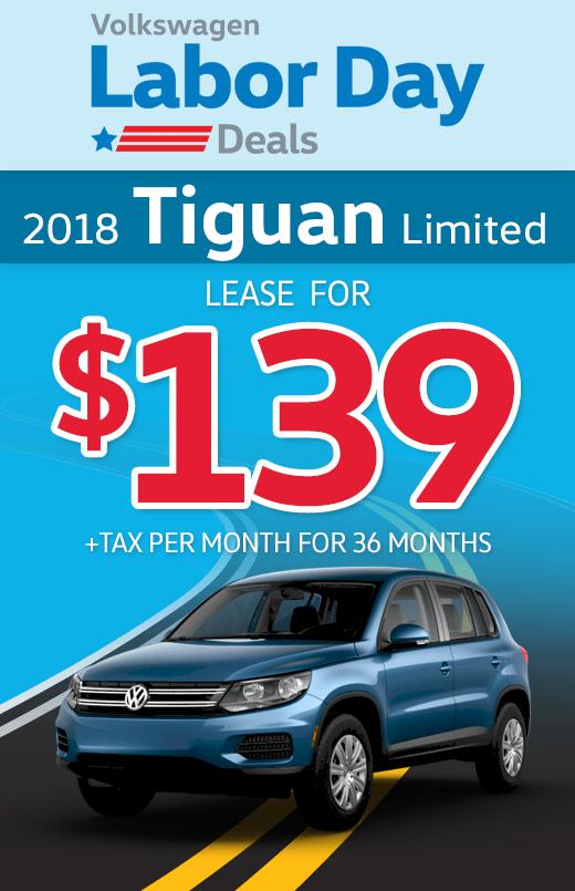 Volkswagen Tiguan Limited