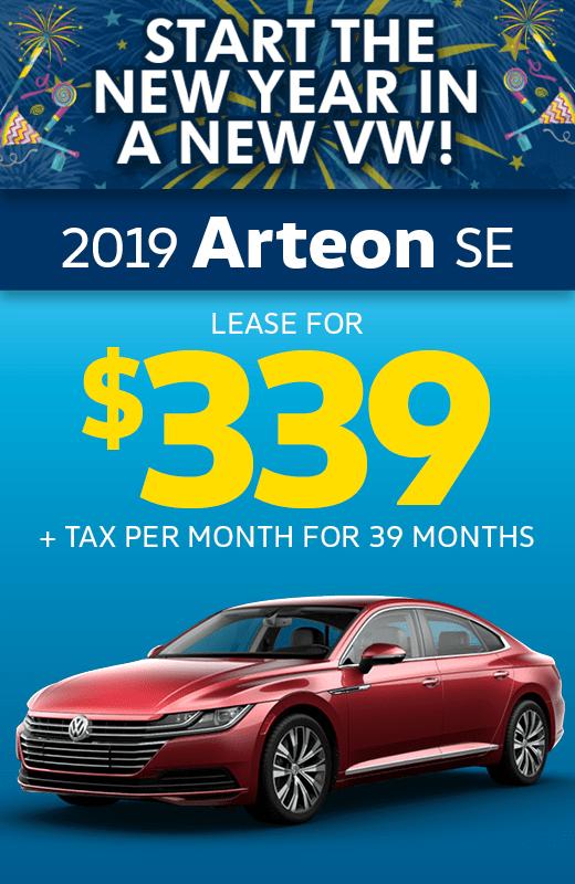 2019 Volkswagen Arteon SE