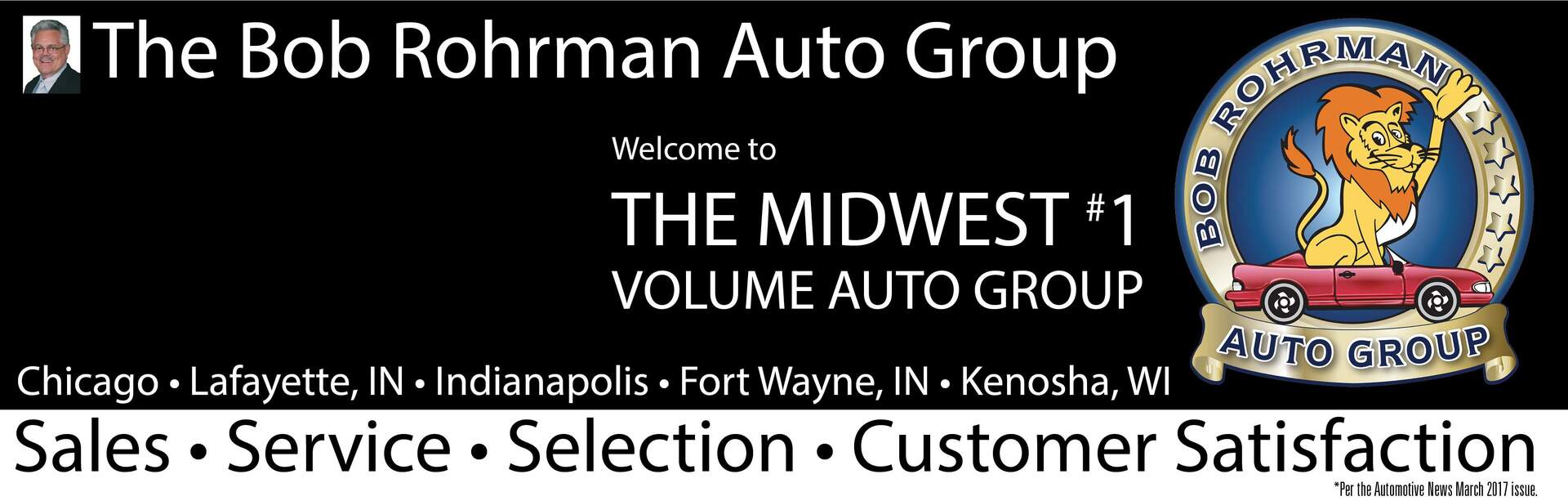 The Midwest's #1 Volume Auto Group