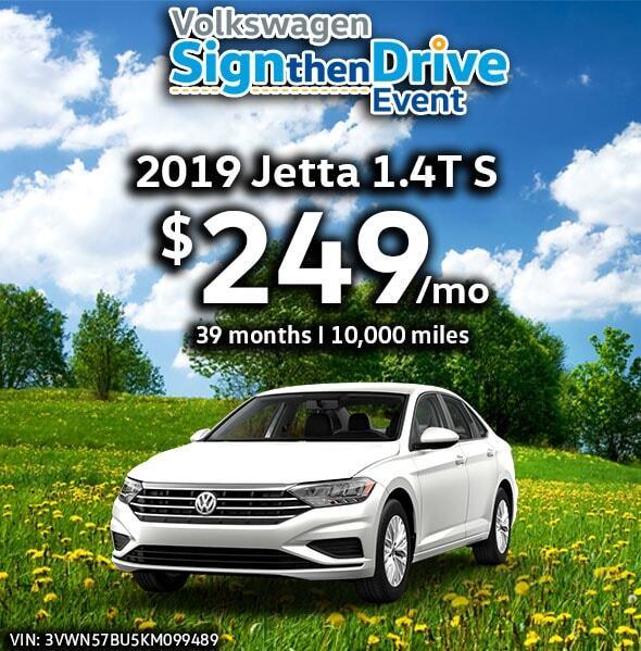 2019 Jetta 1.4T S