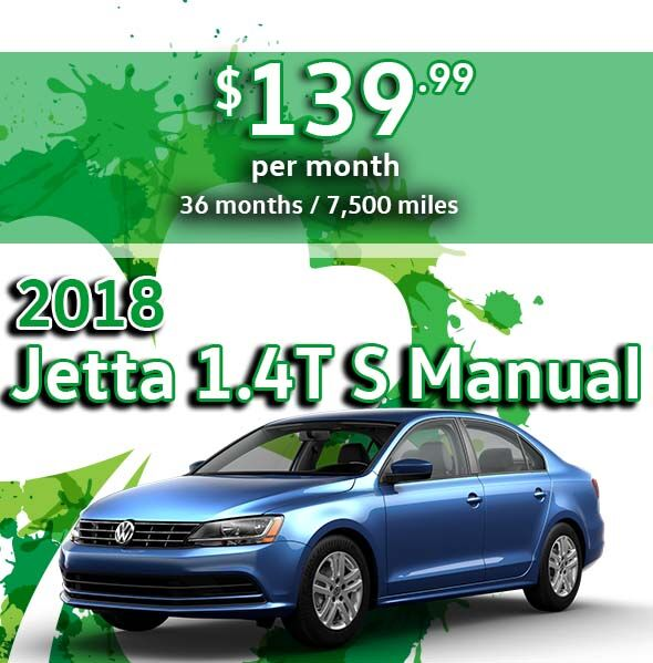 2018 Jetta 1.4T S