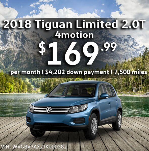 2018 Tiguan Limited