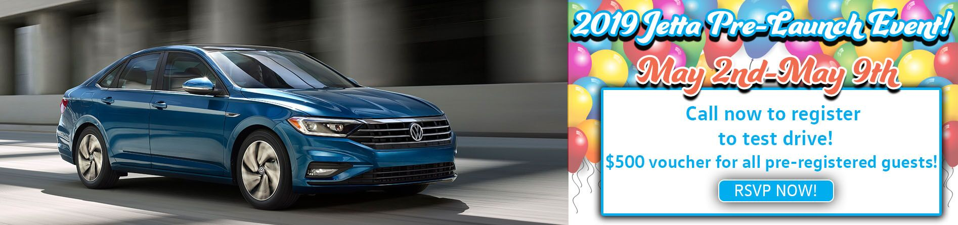 2019 Jetta Launch Party