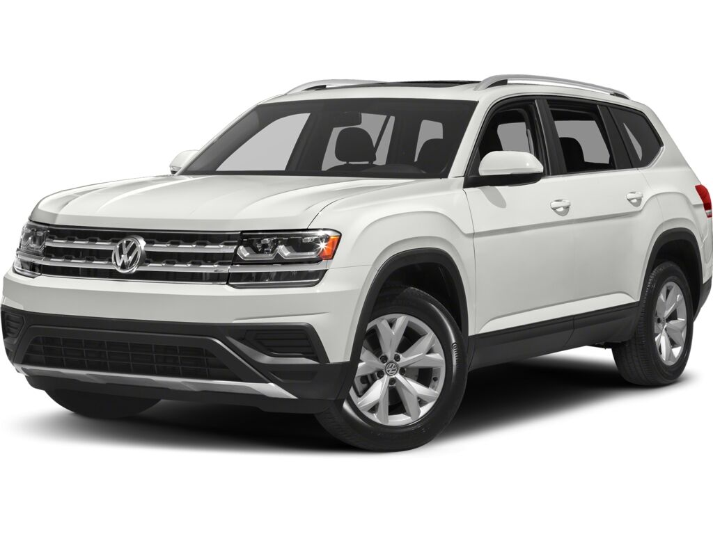 2018 Volkswagen Atlas SEL Premium with 4MOTION®