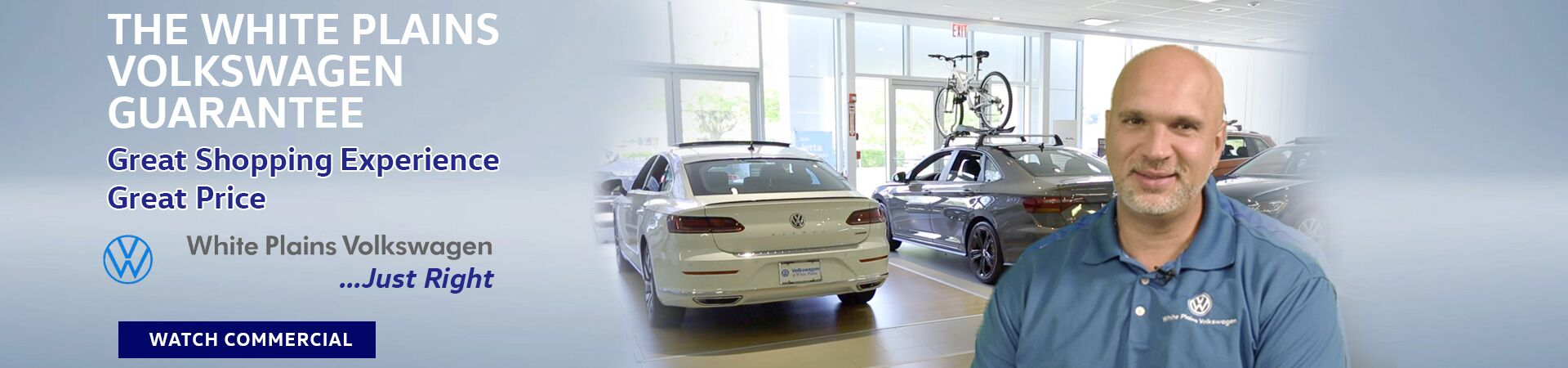 The White Plains Volkswagen Guarantee
