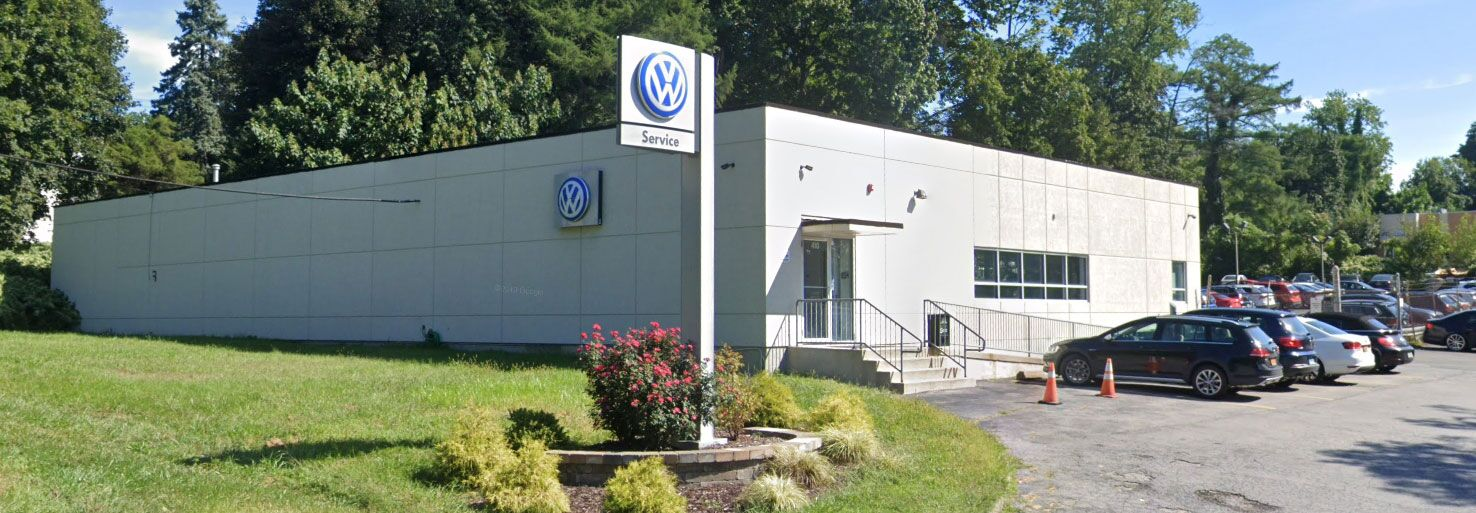 White Plains Volkswagen Service Center