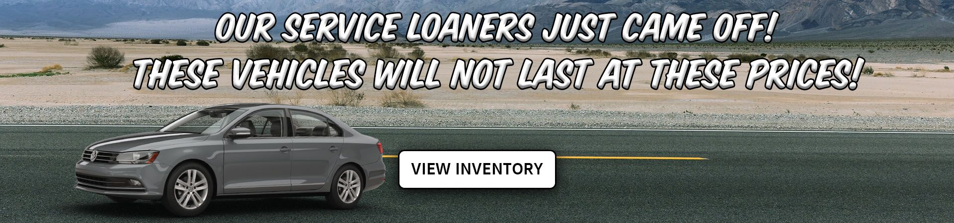 Loaner Vehicle Slide