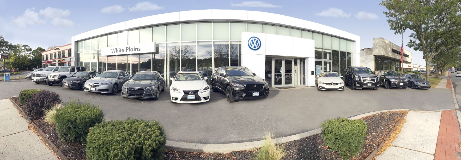 White Plains Volkswagen