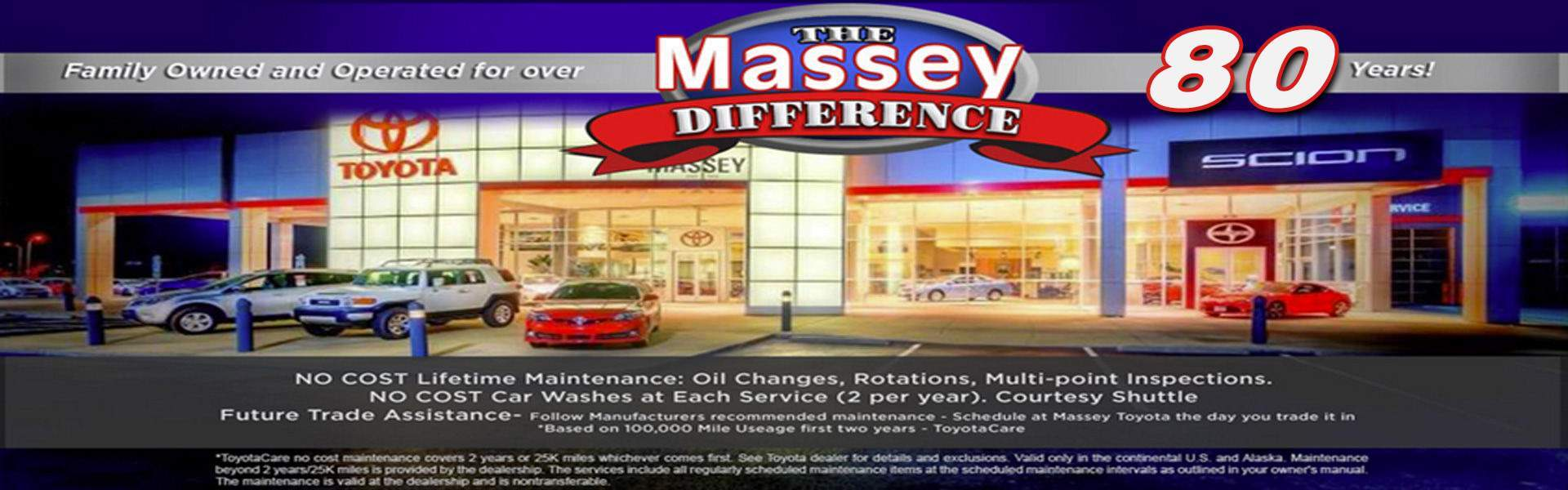 Massey Difference