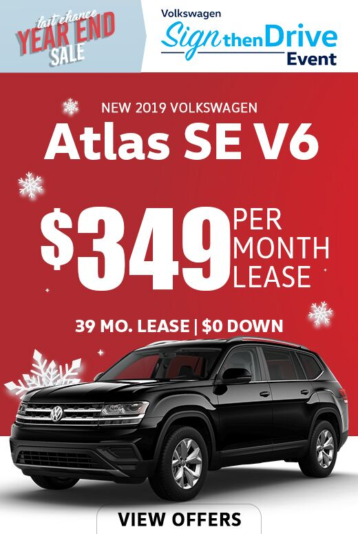 2019 Atlas S 4Motion