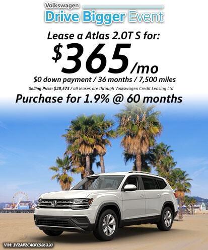 2019 Atlas S 4Motion