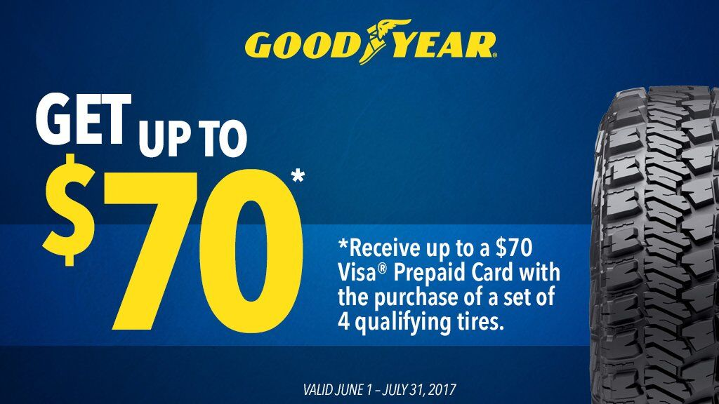 Goodyear Tire Offer